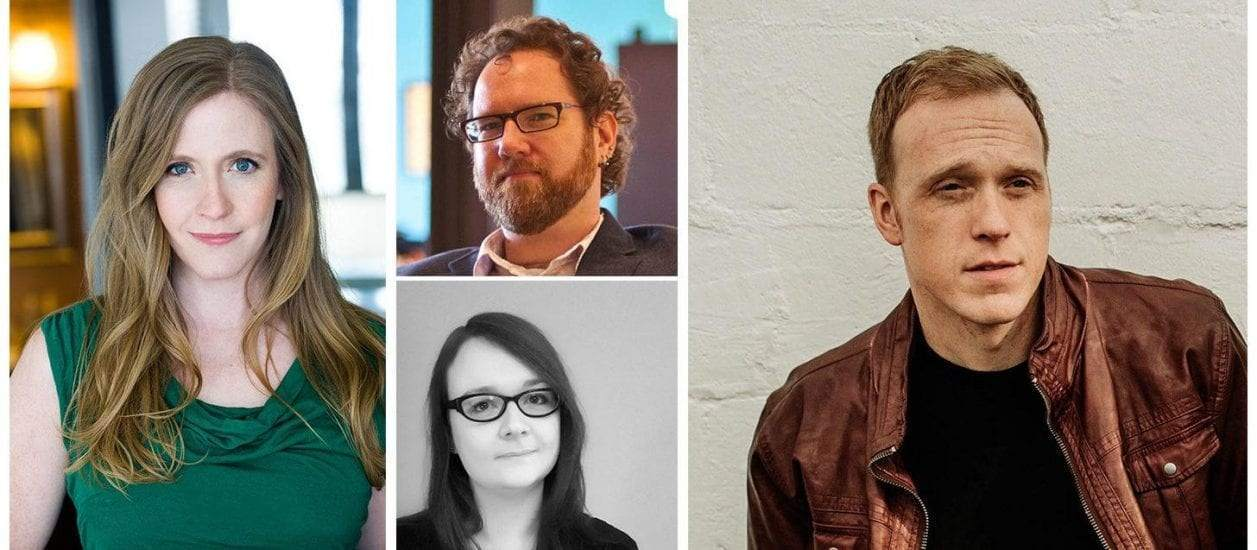 Four UX experts