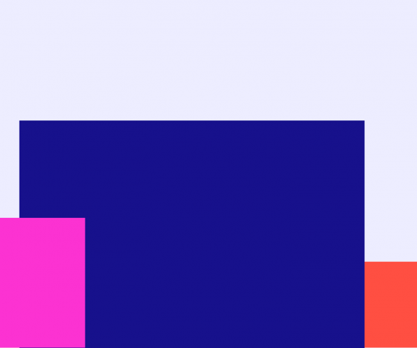 Vibrant color bars
