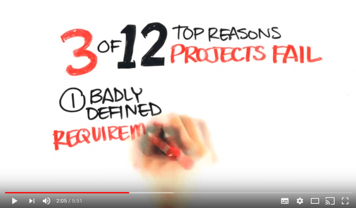 Video that demonstrates the ROI of investing in a design career.