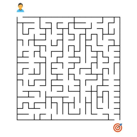 bad ai can leave a user feeling like they are travelling through a maze to get to the end goal.