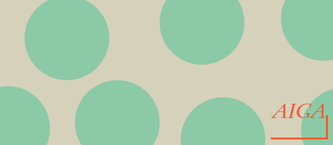 dot pattern on beige background