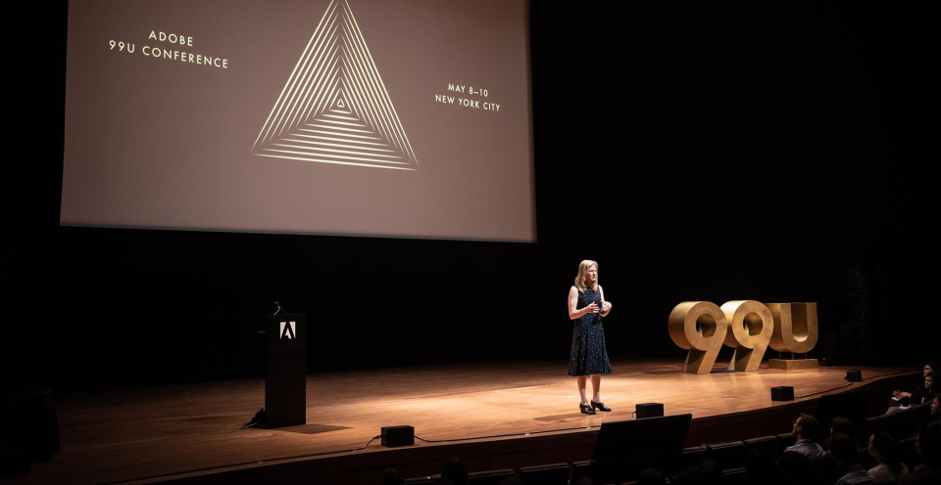 Adobe 99U conference connects a diverse group of thinkers and doers.