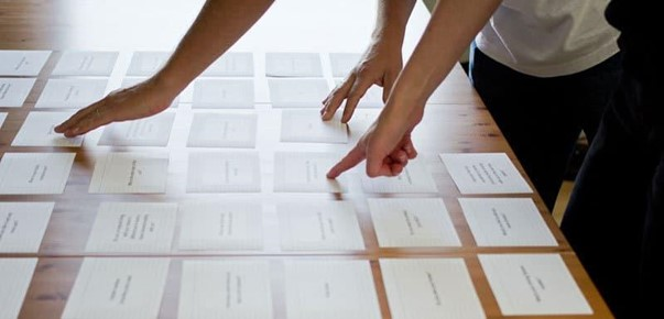 Card sorting is a simple technique that allows UX practitioners to understand how users group and organize content.