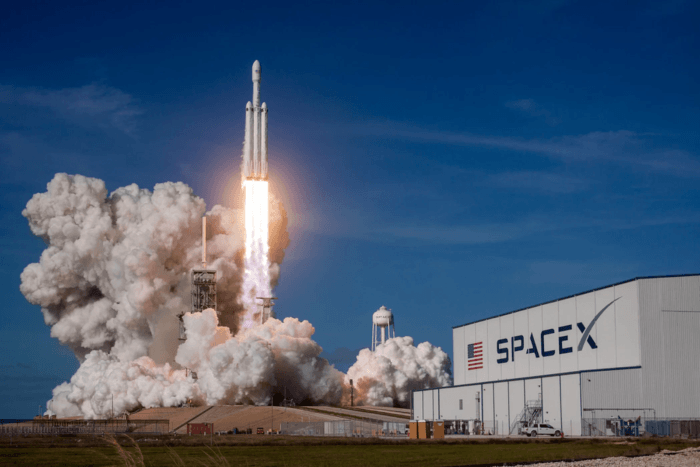 The SpaceX Falcon Heavy test flight on February 6, 2018, was a hugely anticipated livestream, with 2.3 million concurrent views